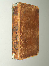 THE ODYSSEY OF HOMER Vol. II by Alexander Pope Leather 1822 NY: Myers & Smith