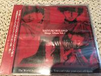 SAIYUKI RELOAD IMAGE ALBUM VOL 2 OST Original anime / game cd Soundtrack Miya