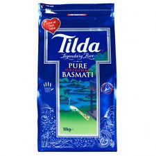 10 Kg Tilda Basmatireis Pure Original Basmati Legendary Rice Legendärer Reis