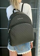 Michael Kors Abbey Large Women's Backpack - Black
