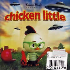 CD CHICKEN LITTLE COLONNA SONORA MUSICHE NUOVO ORIGINALE SIGILLATO NEW ORIGINAL