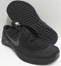 MEN'S NIKE METCON DSX FLYKNIT TRIPLE BLACK TRAINERS 852930-004 SZ 11.5 MSRP $160