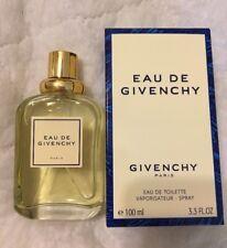 EAU DE GIVENCHY by GIVENCHY 3.3oz / 100 ML EDT Spray In Box