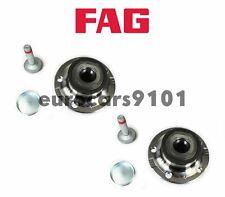FAG (2) Rear Wheel Bearing and Hub Assemblies 8V0598611A 7136109600
