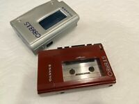 Sanyo M4440 Stereo Cassette Player
