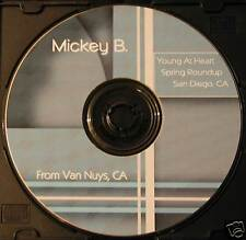 Alcoholics Anonymous Talk Speaker CD - Mickey B.