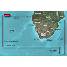 Garmin Bluechart G2 - HXAF002R - South Africa - Micro SD/SD   010-C0748-20