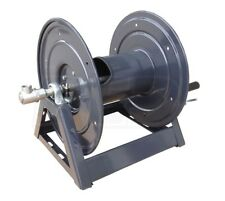 "General Pump DHRA50450 450' x 3/8"", 5000 PSI Steel A-Frame Hose Reel"