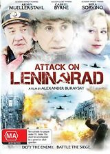 ATTACK ON LENINGRAD - CLASSIC WAR MOVIE - NEW & SEALED DVD