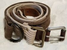 Lot Of 3 Boys Belts Gap & Misc Small Medium EUC