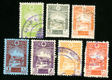 Lebanon Stamps 7 Early Revenues