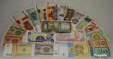 Alle Welt 20 verschiedene bankfrische Banknoten