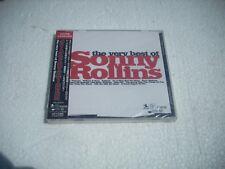 SONNY ROLLINS / THE VERY BEST - JAPAN CD