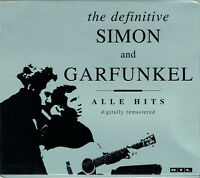 (CD) Simon & Garfunkel - The Definitive Simon And Garfunkel - Cecilia, The Boxer
