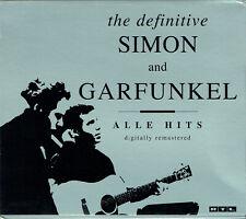 (CD) Simon & Garfunkel - The Definitive Simon And Garfunkel - Cecilia, The Boxer