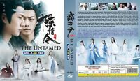 The Untamed 陈情令 (Chapter 1 - 50 End) ~ All Region ~ Brand New Factory Seal ~