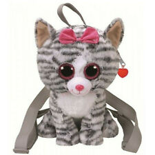 """Ty Gear Kiki The Cat Boo 13"""" Backpack Just Released 2017"""