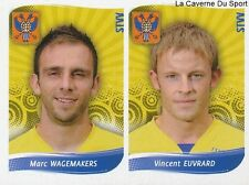 518 WAGEMAKERS - EUVRAD BELGIQUE SINT-TRUIDENSE.VV STICKER FOOTBALL 2009 PANINI