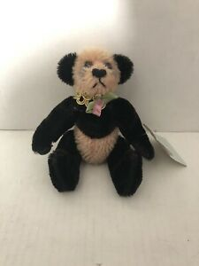 """Annette Funicello Collectible Bear Co """"Charlotte"""" 5 inch #357"""