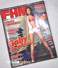 (TSL) FHM Magazine, GABBY DE LA MERCED, February 2007