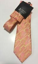 ANTONIO RICCI COUTURE FASHION NECKTIE HANKIE POCKET SQUARE SET NEW - 25