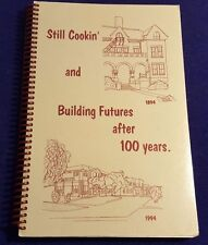 1994 Sioux City IA BOYS & GIRLS HOME Cookbook Cook Book STILL COKIN'