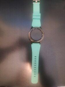 Samsung Gear S3 Frontier 316L Stainless Steel Case Smart Watch