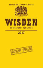 Wisden Cricketers' Almanack 2017 | Lawrence Booth