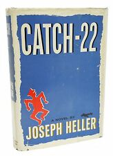First Edition of Catch 22 Signed Joseph Heller