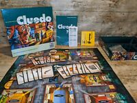 Cluedo Classic Detective Board Game By Hasbro Parker Game Complete