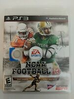 NCAA Football 13 (Sony PlayStation 3 PS3) Complete - Tested - FREE SHIPPING!
