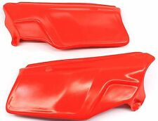 New Side Panels 83 84 Honda XR 80 100 Left Right Covers Red (See Notes)#H160