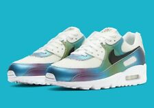 Nike Air Max 90 20 Bubble Pack Trainers Uk Size 4.5 37.5 CT9631 100 Womens Girls