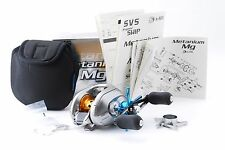 SHIMANO Metanium Mg Right Handle Bait casting Reel USED #C520