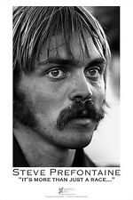 Steve Prefontaine MORE THAN JUST A RACE Premium Classic 70s Running POSTER Print