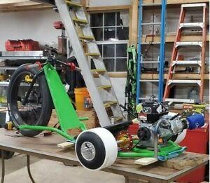 """26"""" Drift trike frame kit (Weld kit)"""