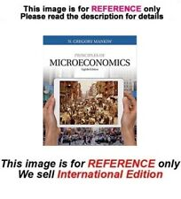 Principles of Microeconomics by N. Gregory Mankiw, 8th (International Edition)