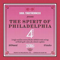 THE SPIRIT OF PHILADELPHIA 4 - NEW CD COMPILATION