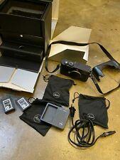 Leica M10 Digital Rangefinder Camera - Black