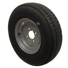"""Trailer Wheel and Tyre 145 x 10"""" 8 PLY 4""""pcd TRSP04"""