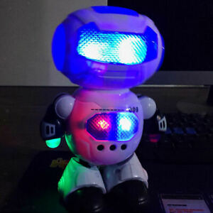Dancing Robot Toy Battery Operated Dance Robot for Toddlers Kids Boys Girls
