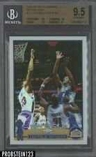 2003-04 Topps Chrome Refractor Carmelo Anthony Nuggets RC Rookie BGS 9.5 w/ 10