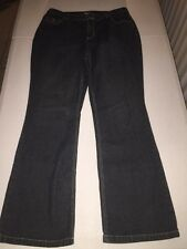 Style & Co. Woman's Dark Wash Jeans Size 12