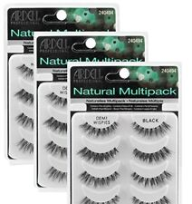 ARDELL Professional Natural Multipack - Demi Wispies Black ( Pack of 3 ) F/Ship