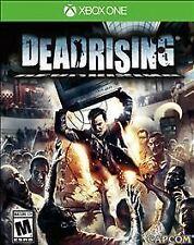 Dead Rising (Microsoft Xbox One, 2016)