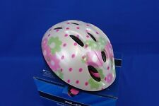New XLC Dottie Girl Child Bike Helmet - Child Small/Medium: 48-52cm