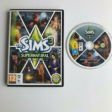 The sims 3 Supernatural expansion Pack PC Game