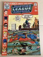 JUSTICE LEAGUE OF AMERICA #90 - DC Comics (VG/FN)