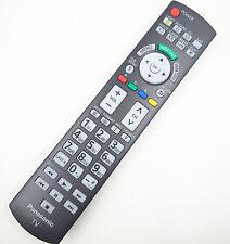 Original TV Remote Control Panasonic N2QAYB000486 for Many 2010-2011 Plasma TVs