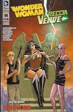 WONDER WOMAN FRECCIA VERDE VOLUME 11 EDIZIONE LION